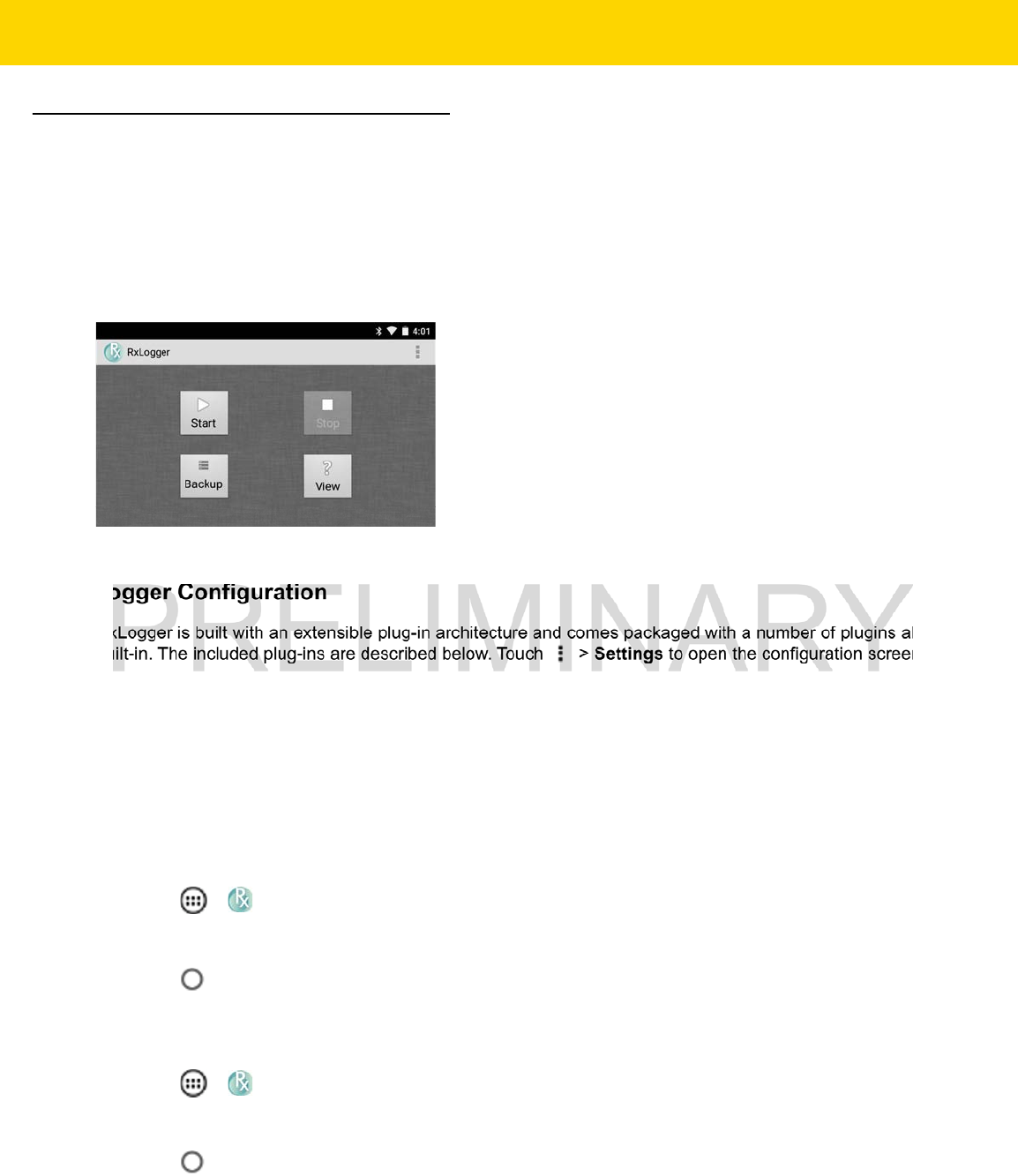 Zebra Technologies WT6000 Wearable Terminal User Manual