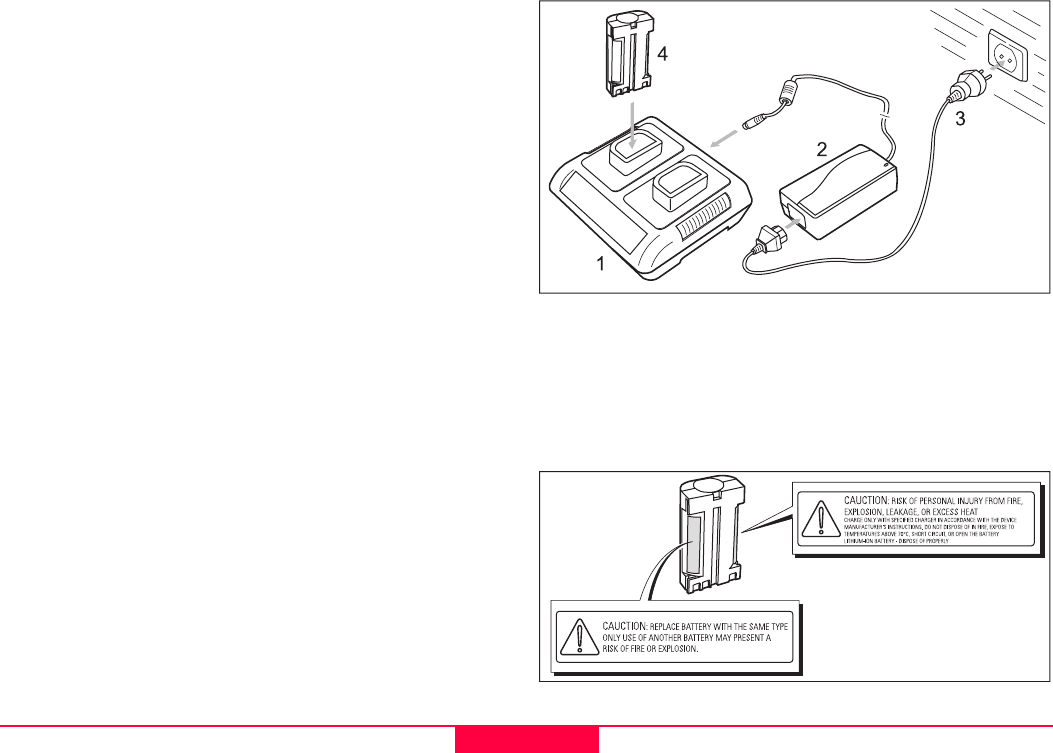 Leica Geosystems GS20 GPS Positioning System User Manual