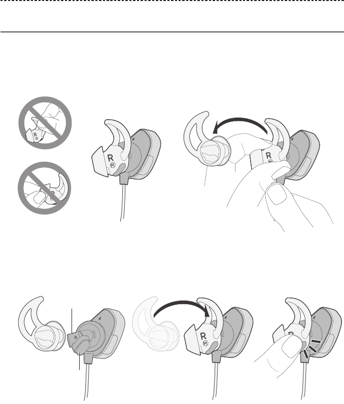 Bose AF1 Wireless Headset User Manual