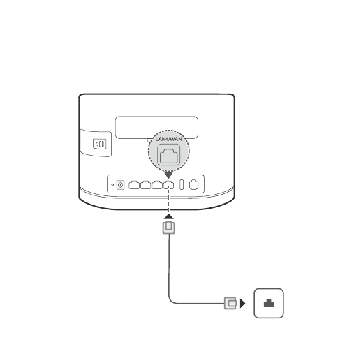 Huawei Technologies B315S-519 LTE CPE User Manual Quick Start