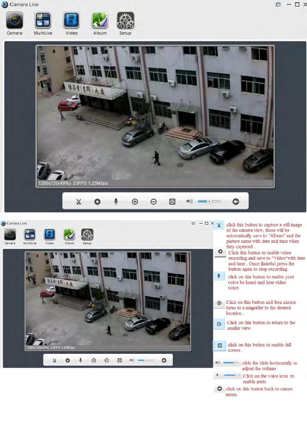 Anbash Technology NC335SPW Network Camera User Manual