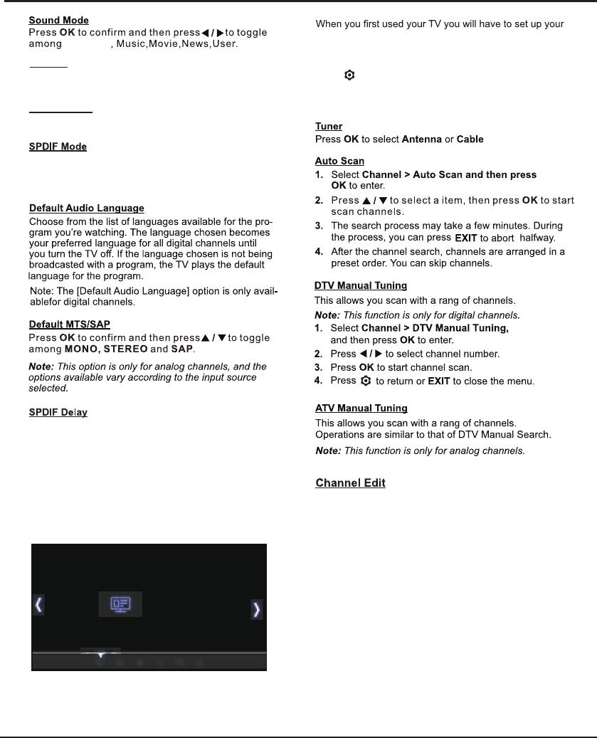 TTE Technology 50D1400 LCD TV User Manual 50D1400 MS6488 v2