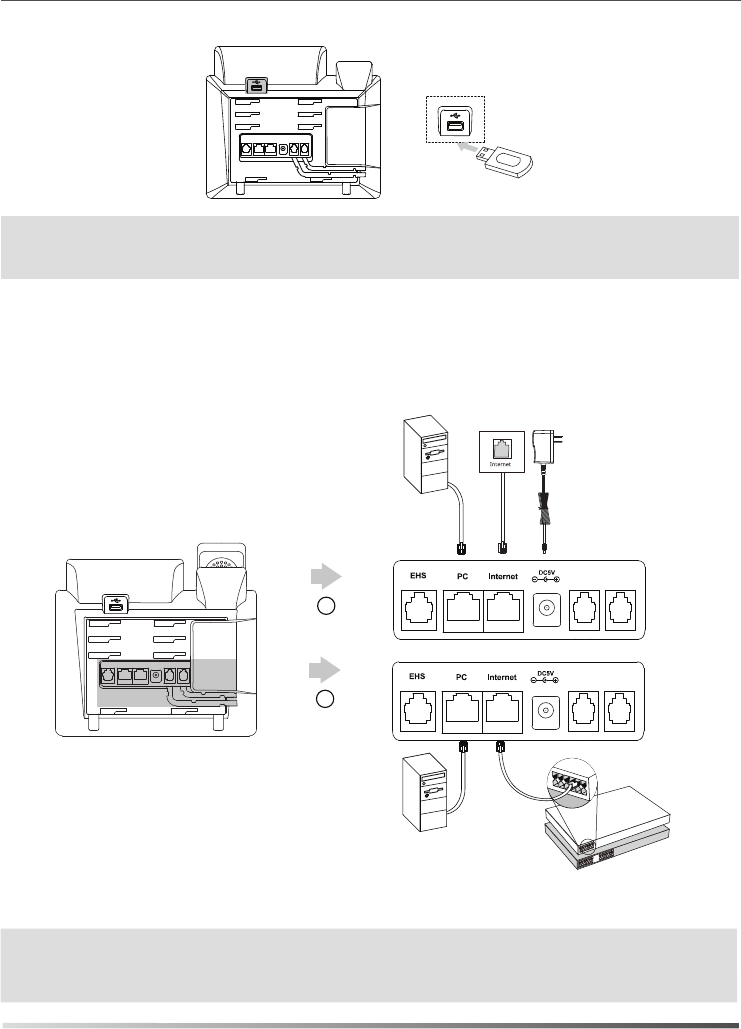 YEALINK T42S Ultra-elegant Gigabit IP Phone User Manual