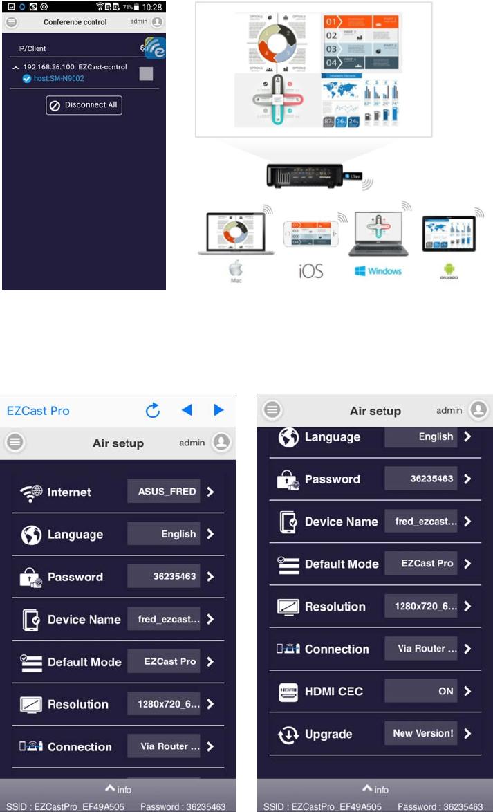 Winner Wave B02 EZCast Pro Box User Manual EZCast Pro Box