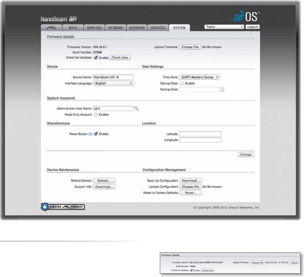 Ubiquiti Networks ISM5 IsoStation M5 User Manual airOS v5 6