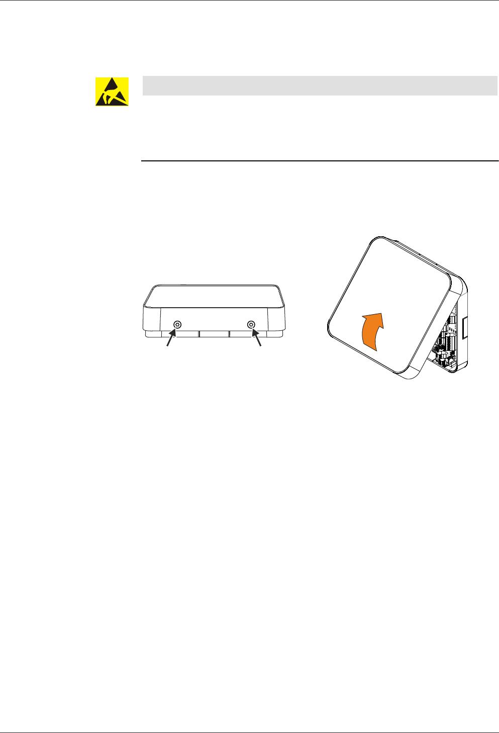 dormakaba EAD KAM9230-K5 RFID Reader User Manual TM 9230