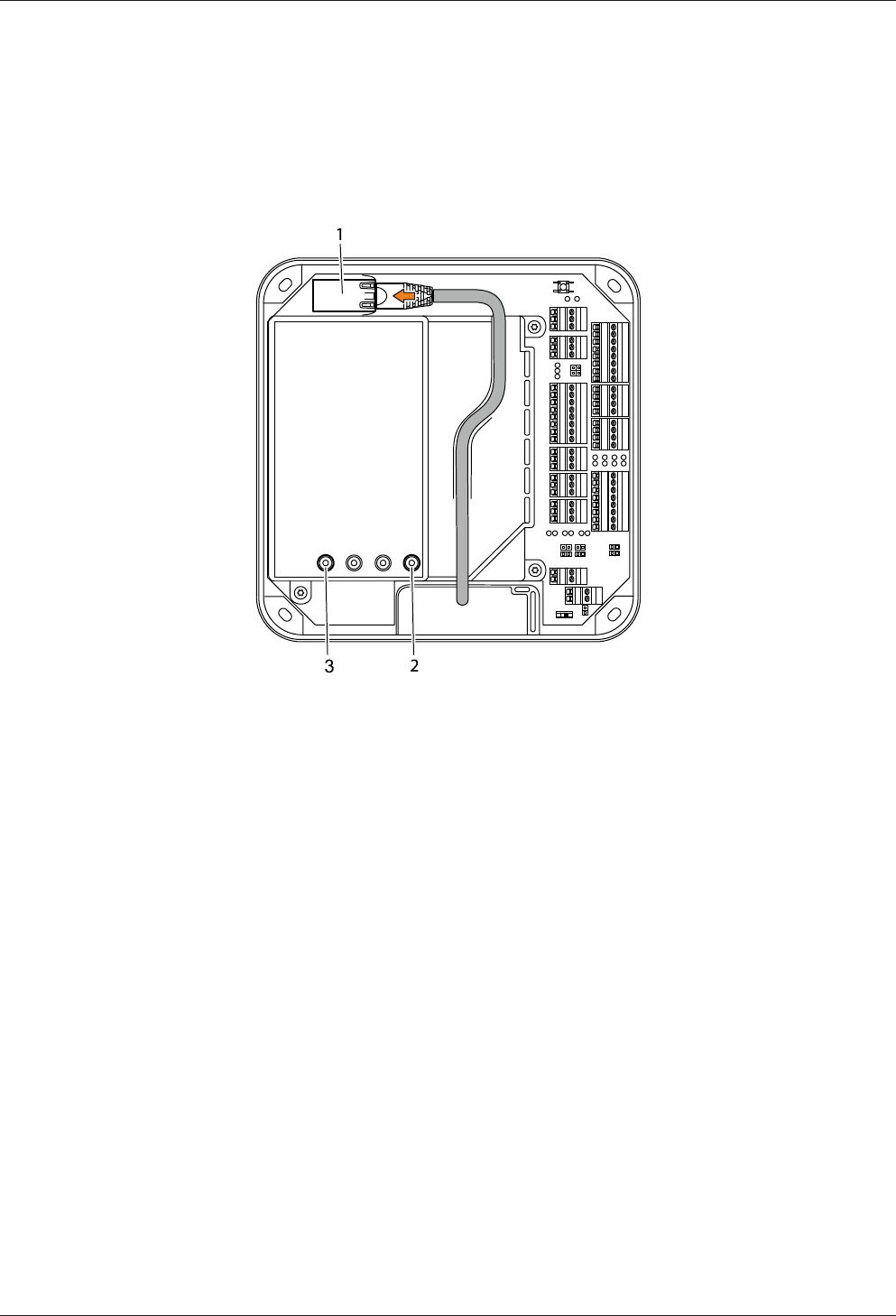 dormakaba EAD KAM9230-K5 RFID Reader User Manual TM 9230