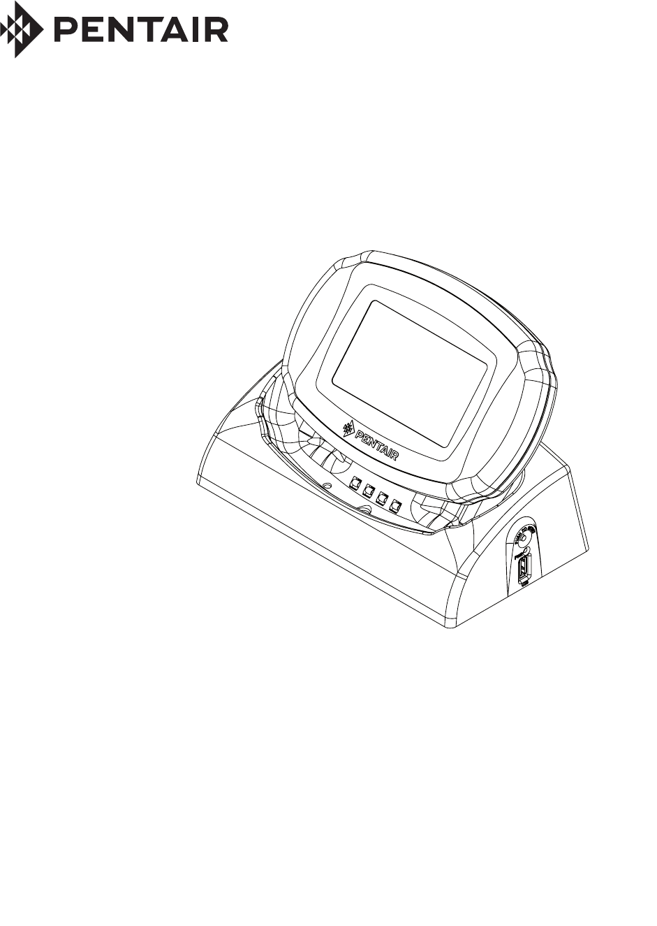 Pentair Aquatic Systems ICHNDHLD IntelliCenter Wireless