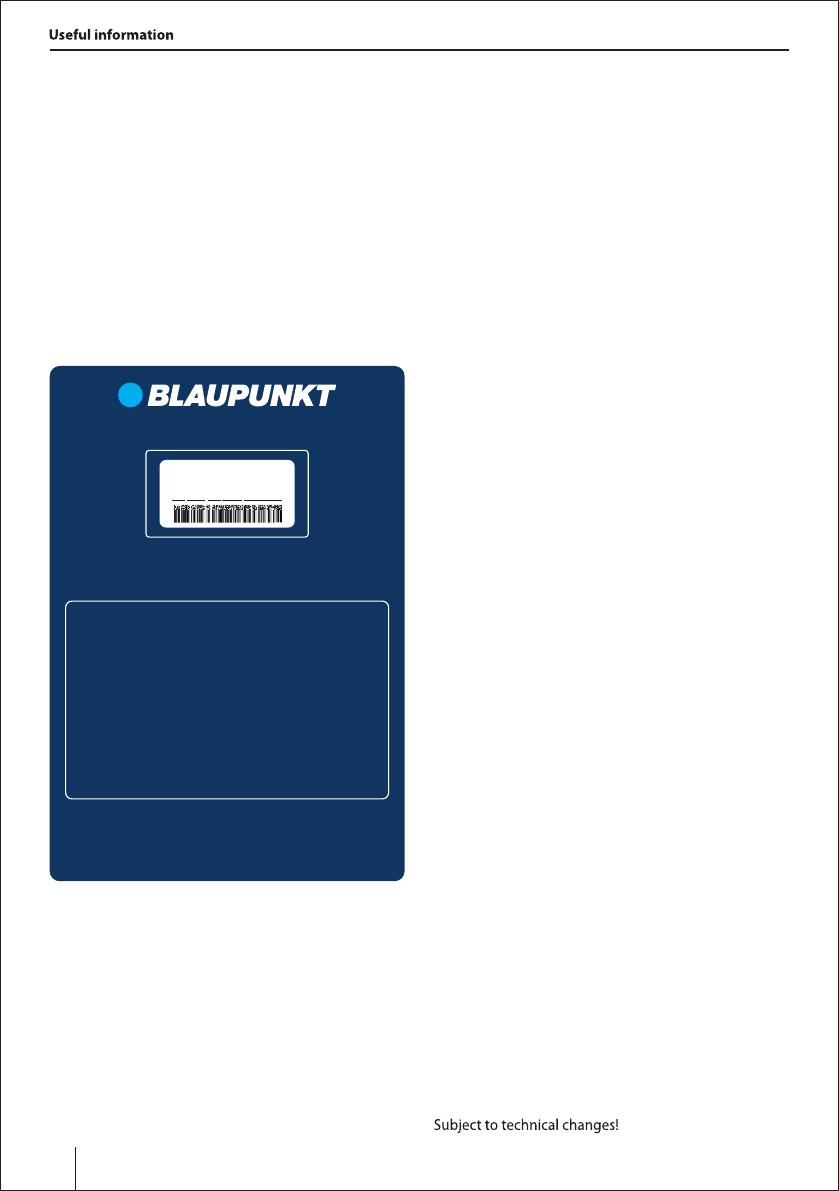 Blaupunkt India Pvt PB550 Car Multimedia Player User Manual 1
