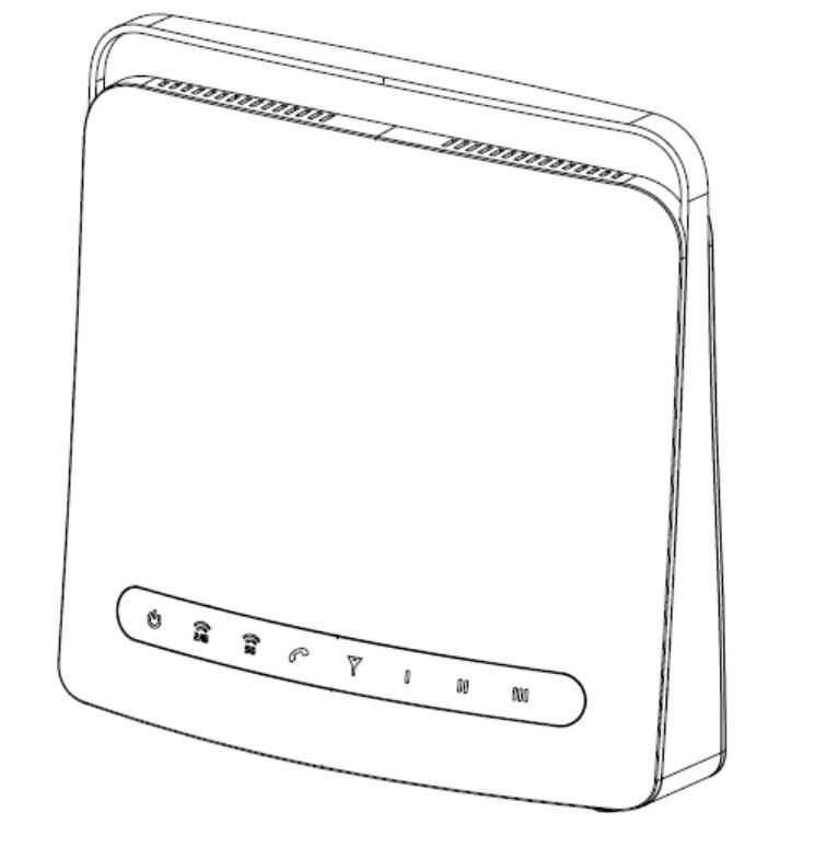 GemTek Technology WLTFSM13641 LTE Cat 6 Single-Mode Indoor