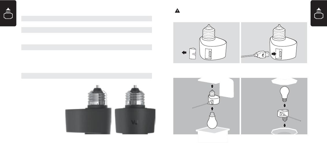 VuPoint Solutions LIH05 Sensor User Manual Garage Manual0310