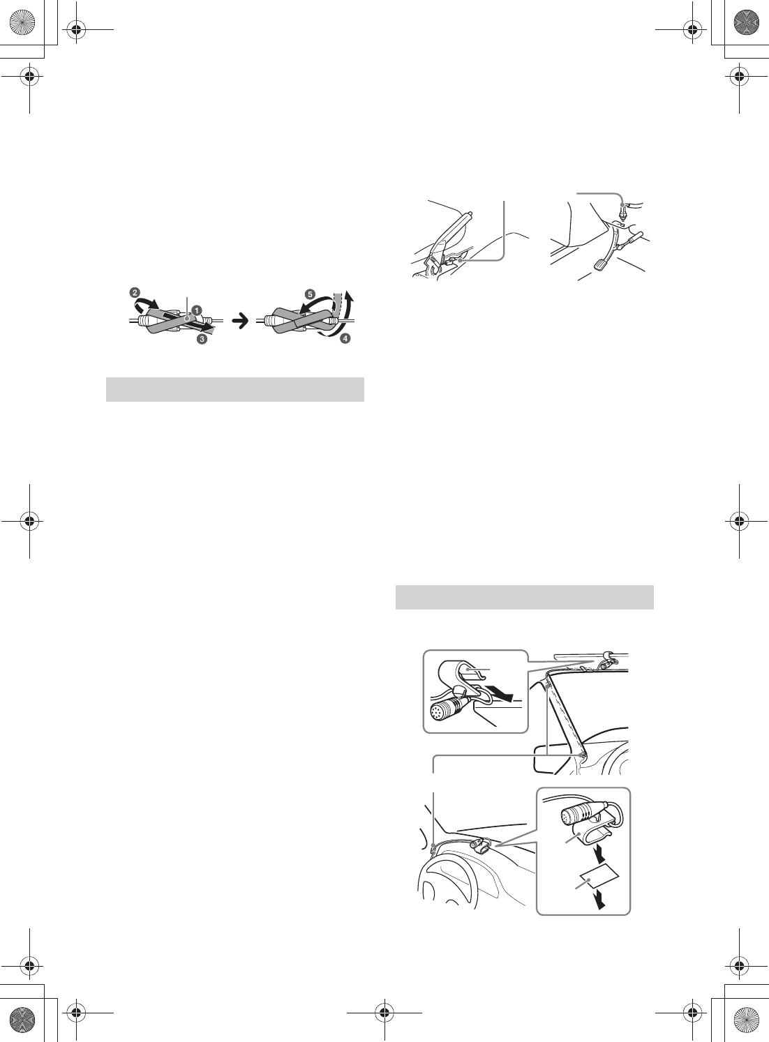 Sony XAVAX200 AV Receiver User Manual XAV AX200