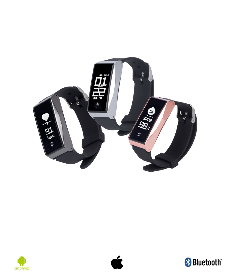 babala technology BL86 Bracelet User Manual