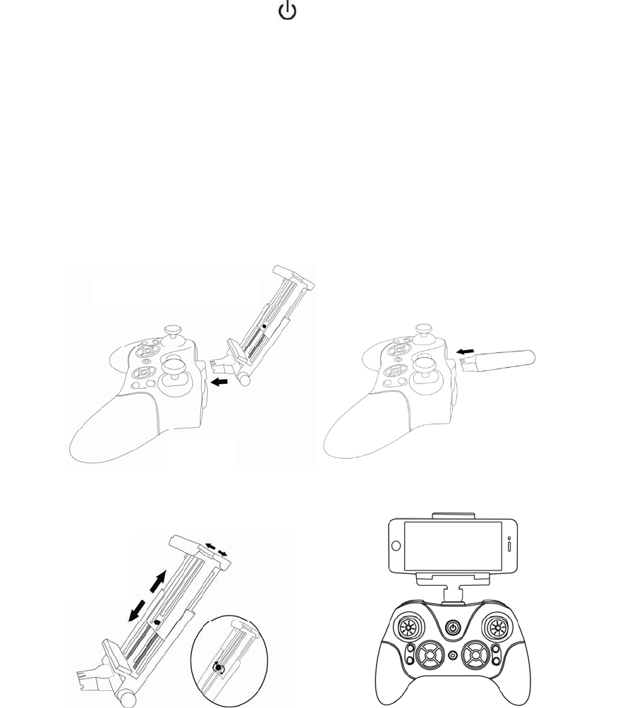 Orderly Electronics CRT1721 LAND & AIR DRONE User Manual