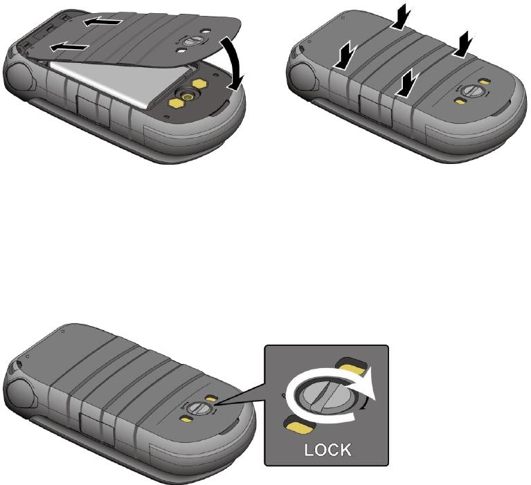 Kyocera E4610 Feature Phone User Manual