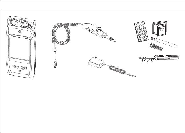 Fluke Electronics VERSIV2 CableAnalyzer User Manual