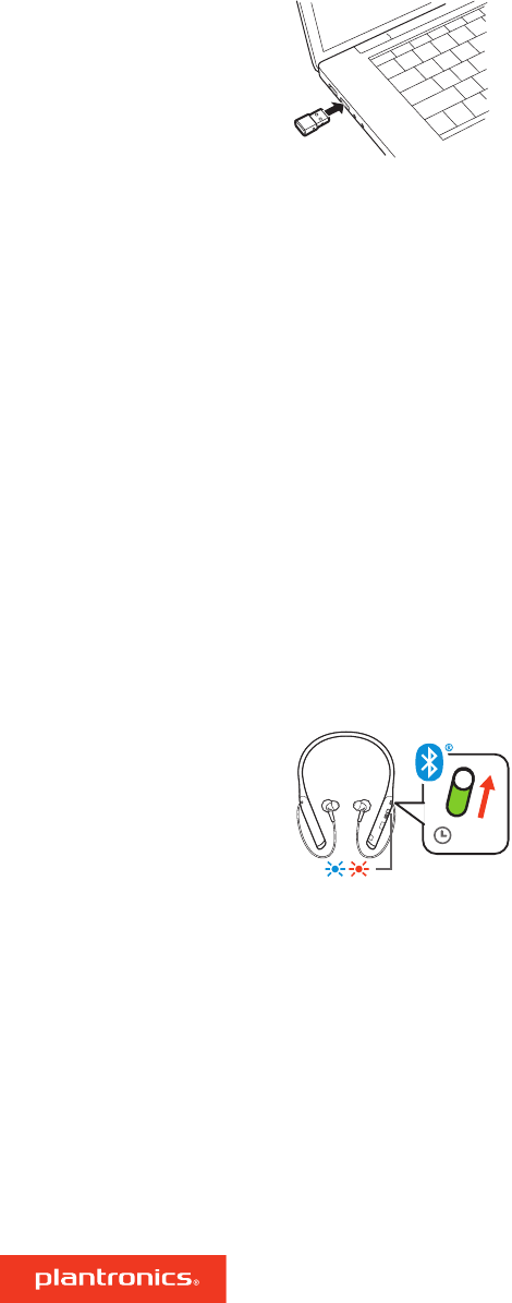 Plantronics B6200 Bluetooth Headset User Manual B6200