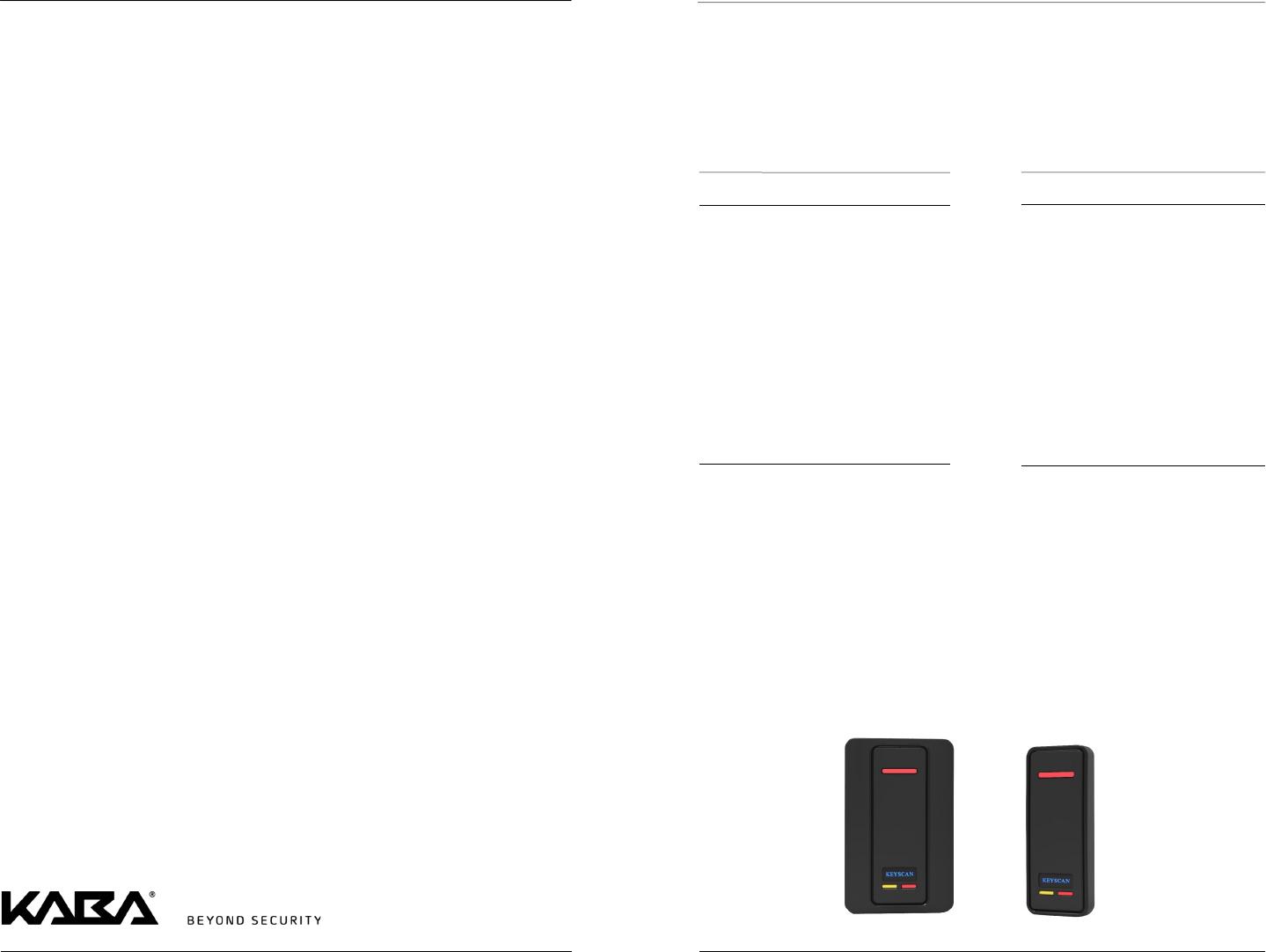 KeyScan KSMART3 K-SMART3 Contactless Smartcard/BLE Reader ... on