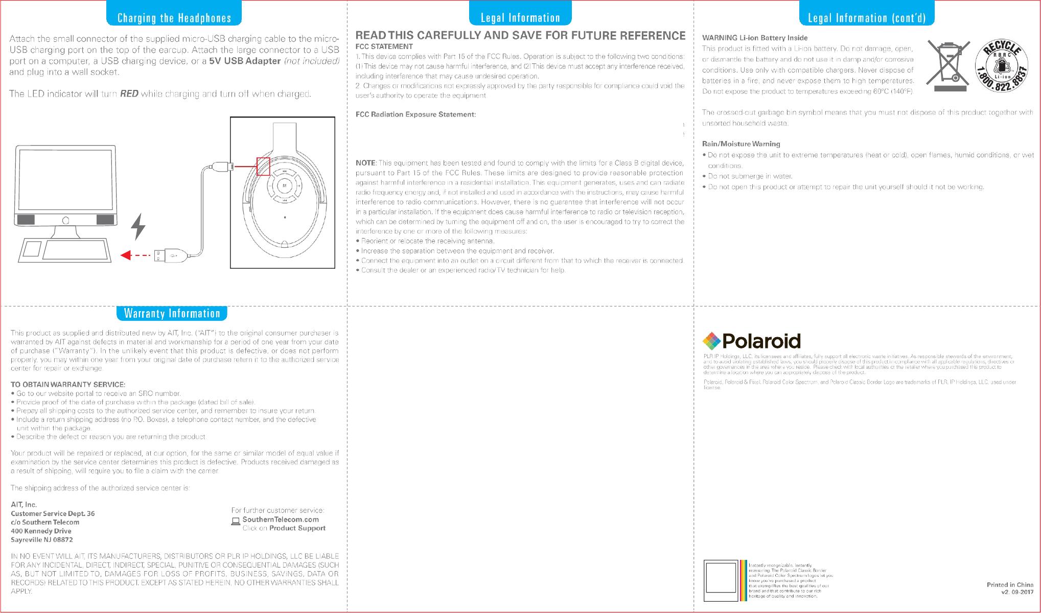 GOOD EVER CB-BH200 Bluetooth headphone User Manual