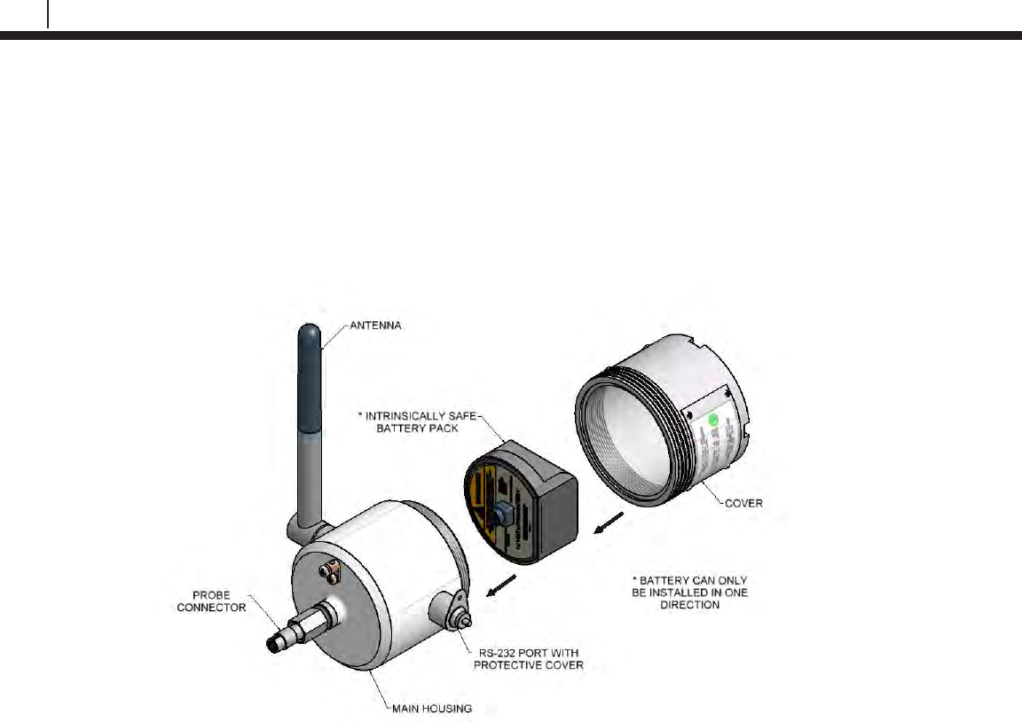 Rohrback Cosasco Systems Er200 Hazardous Area Electrical Resistance Cable Rs232 Wiring Diagram One Way 18