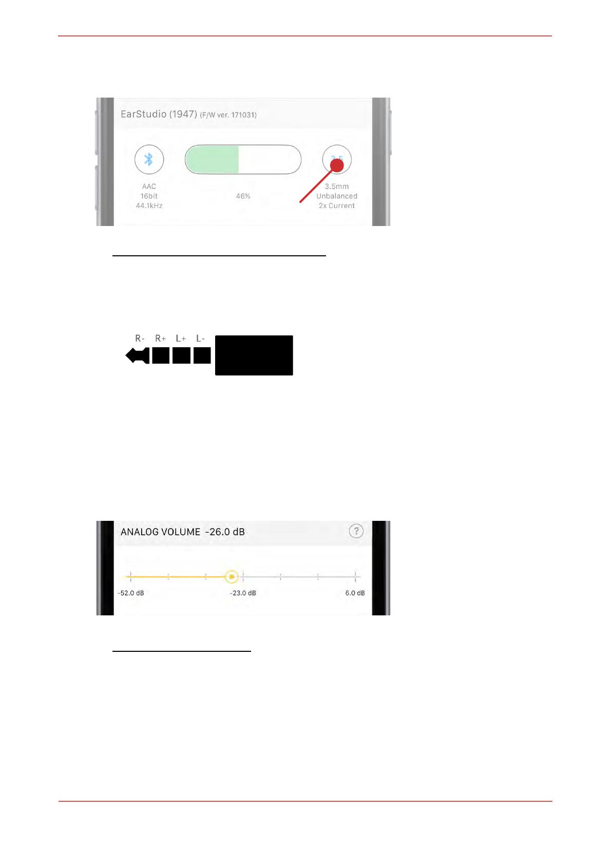 Radsone ES100 Bluetooth Receiver User Manual EarStudio