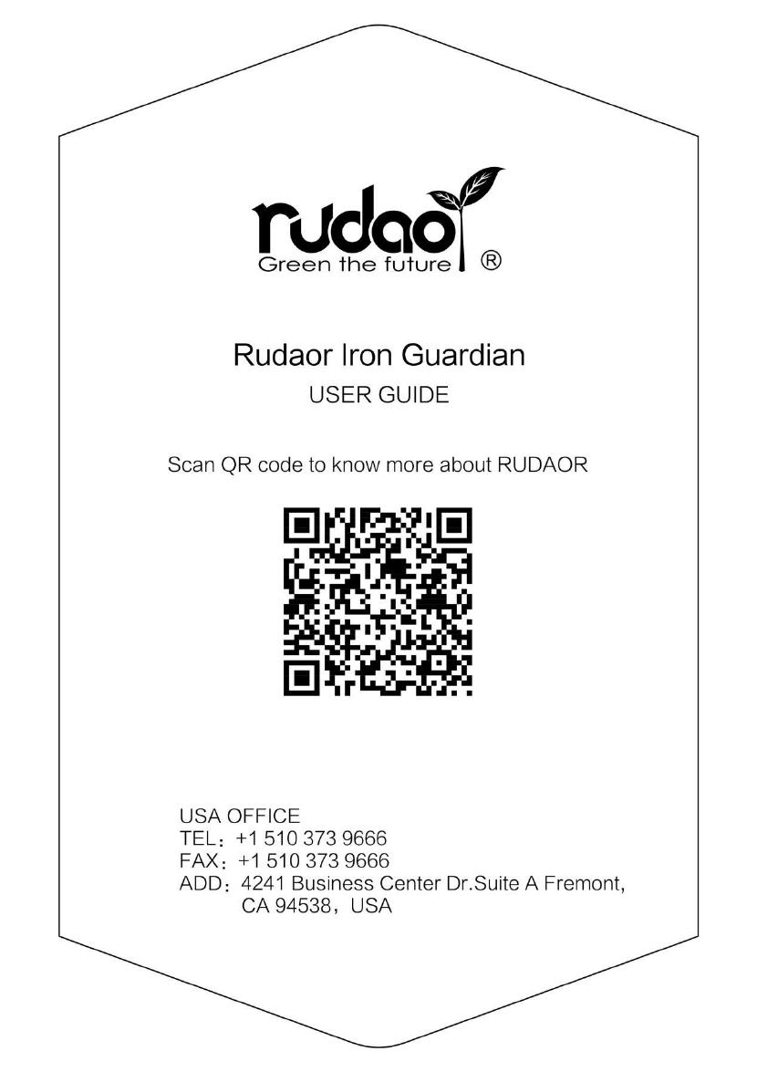 Rudaor Electronics Technology Development RDCC Rudaor Iron