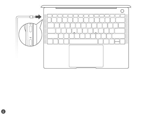Huawei Technologies MACH-WX9 HUAWEI MateBook User Manual