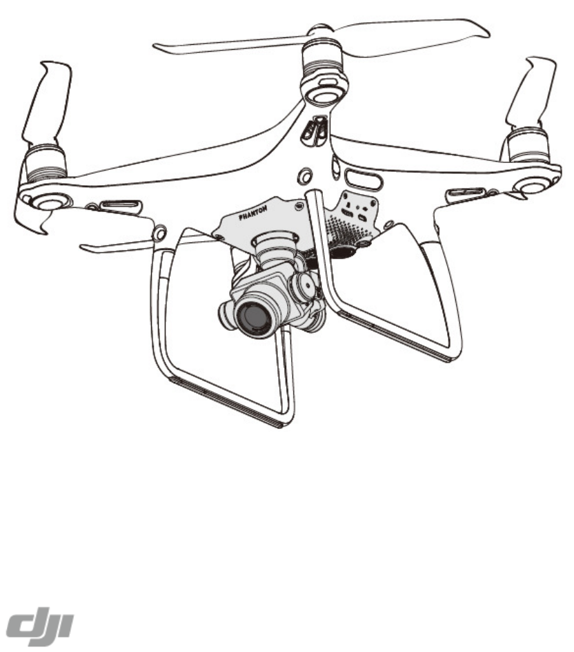 SZ DJI TECHNOLOGY WM331S1801 Phantom 4 Pro V2.0 User Manual