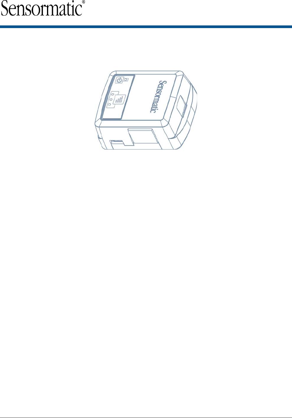 Tyco Safety Sensormatic BIX1000 Business Intelligence Module