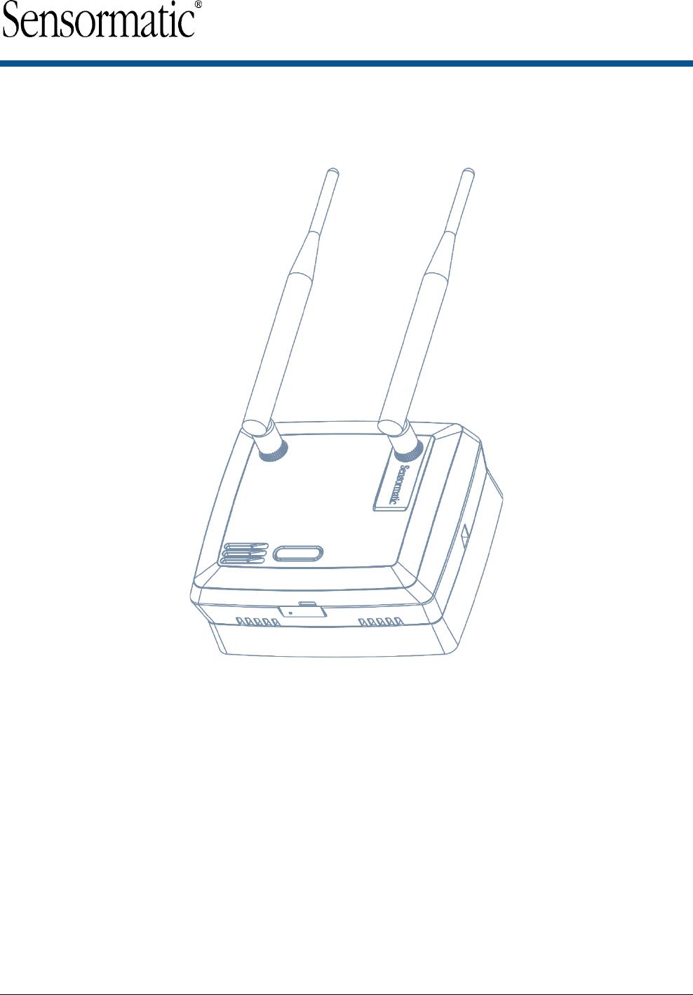 Tyco Safety Sensormatic BIM1000 Business Intelligence