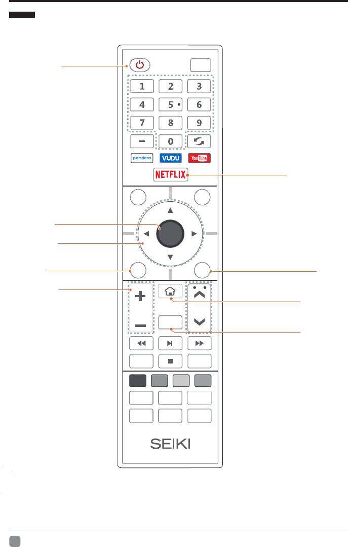 CHOICE FORTUNE SC-32HK860N LED TV User Manual