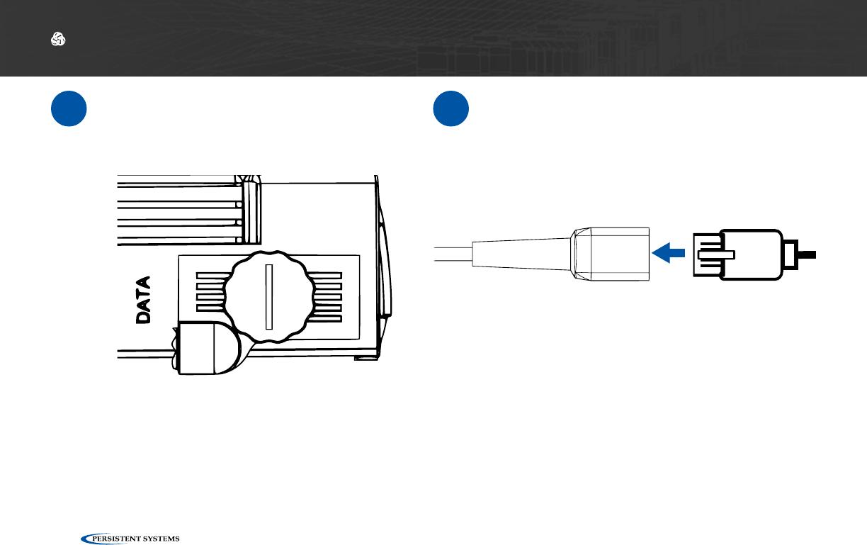 Persistent systems RF5100 MPU5 Upper C-BAND Radio Module