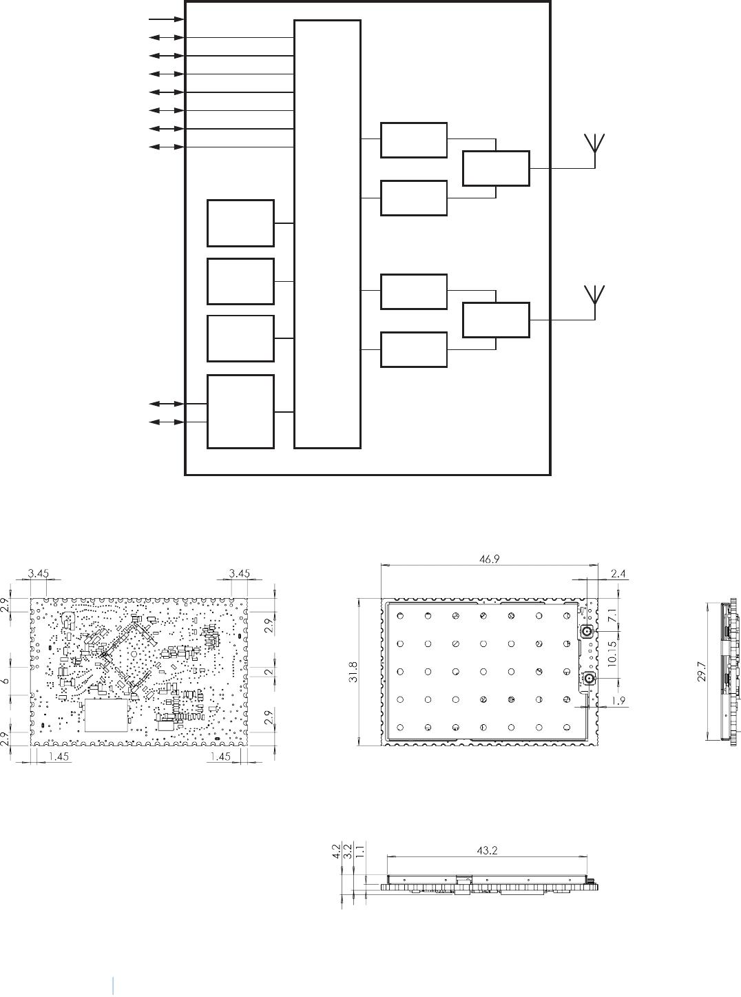 8devices JLP Broadband Digital Transmission System User Manual