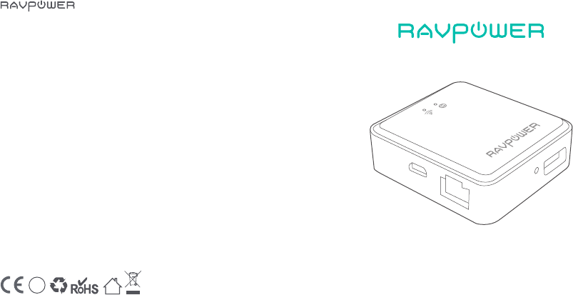 SUNVALLEYTEK RP-WD008 FileHub User Manual RP WD008