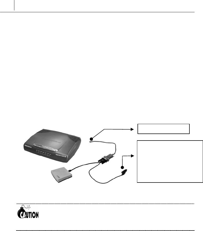 Future Systems FGT100 VPN GATEWAY User Manual FCC040401