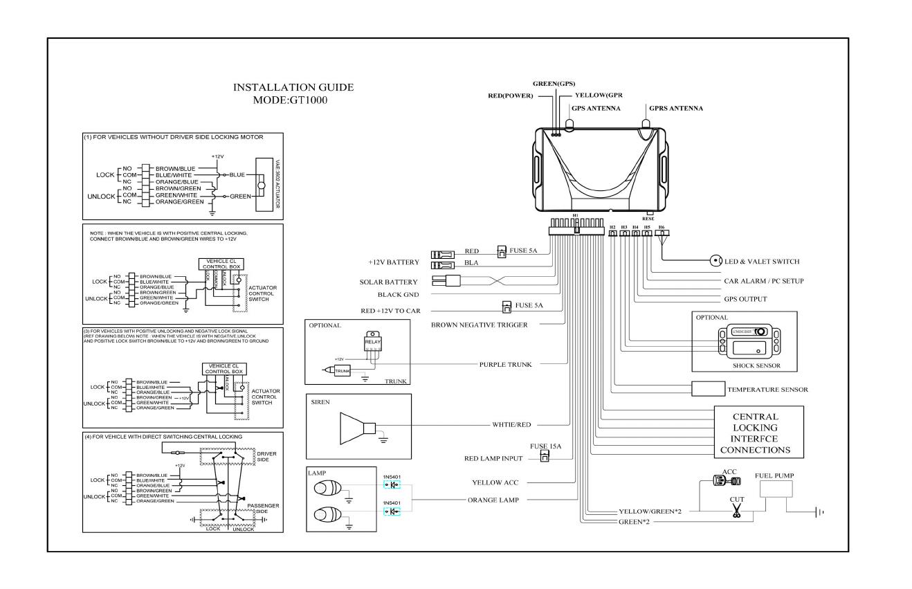 Portman Turbo Timer Wiring Diagram - Schematics and Wiring Diagrams