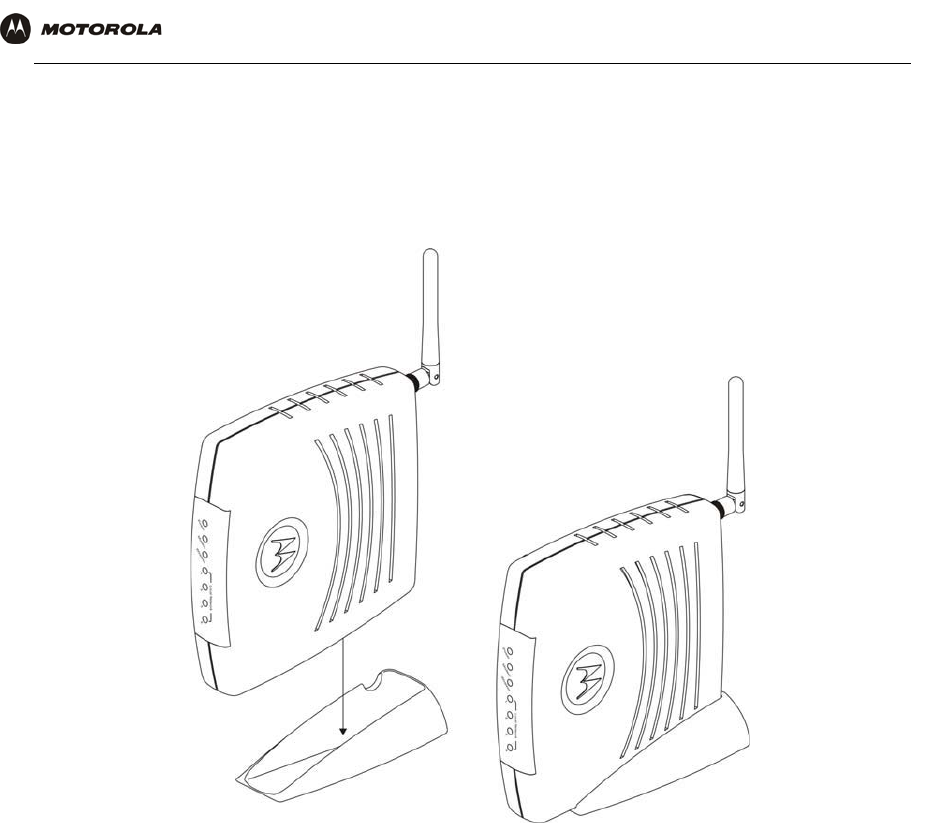 ARRIS VT2500 Broadband Voice Gateway User Manual 521569
