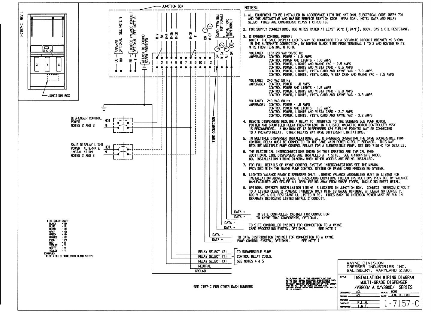 Wayne Fueling Systems VISTA RF ID Tag Reader User Manual ... on wiring diagrams for peterbilt trucks, flywheel key, ford key, valve key, honda key, tractor key, radiator key,