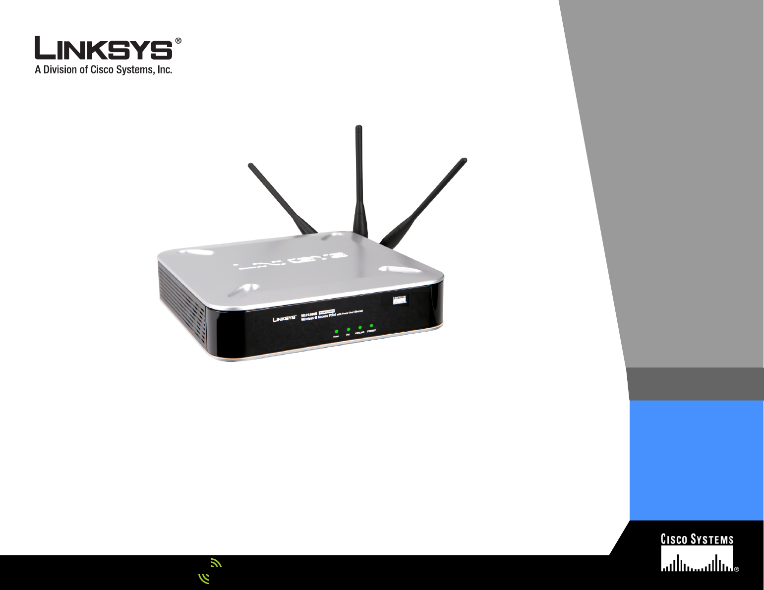 LINKSYS WAP4400N Wireless-N Access Point with Power Over Ethernet ...