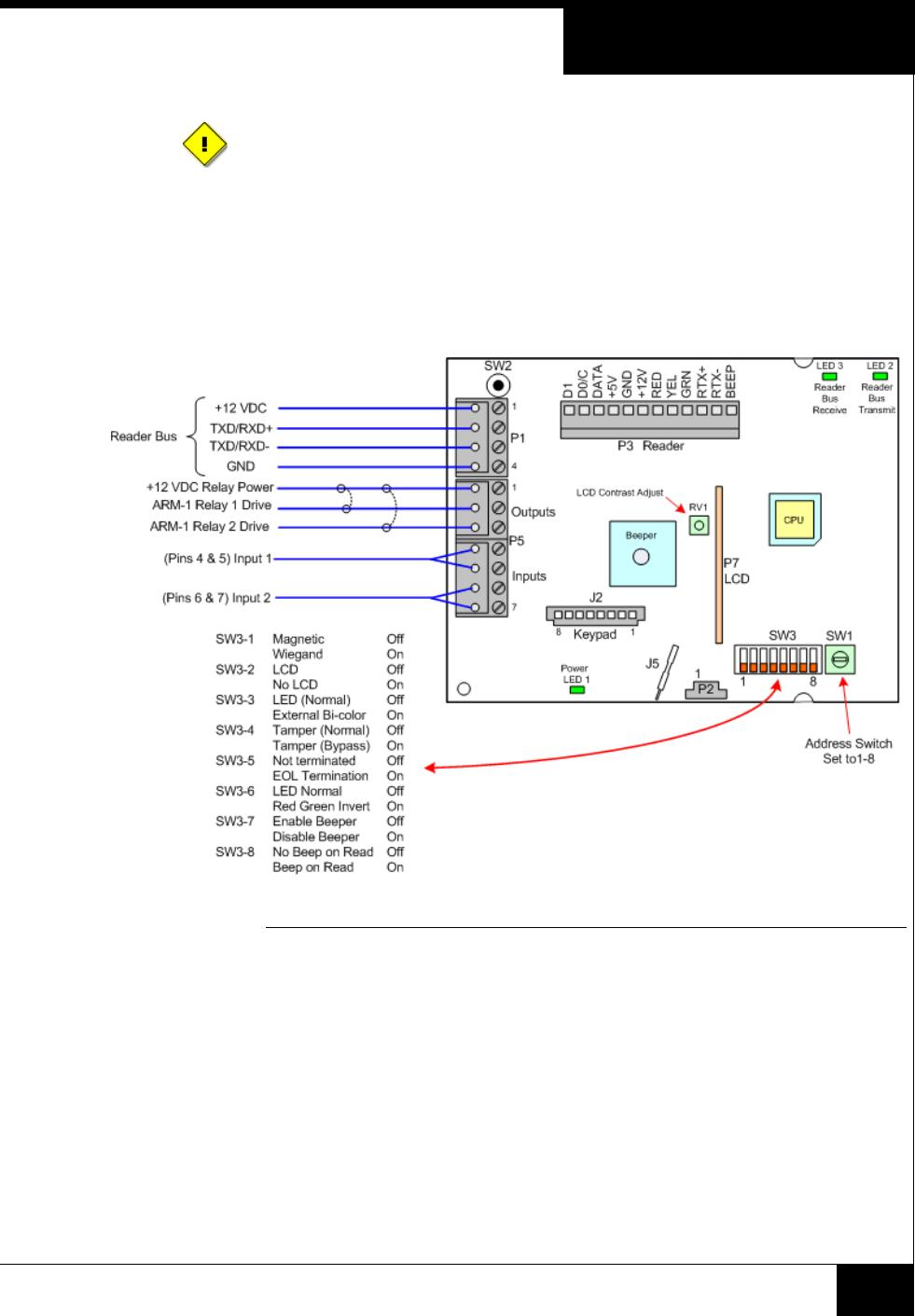 beautiful card reader wiring schematic pattern electrical circuit rh suaiphone org istar pro wiring diagram Lighting Control Panel Wiring Diagram