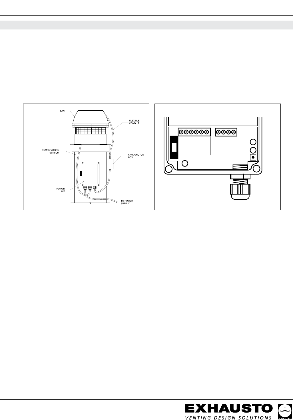 Exhausto Ew40us Wireless Fan Controller User Manual Wiring Schematic Electrical Installation 11