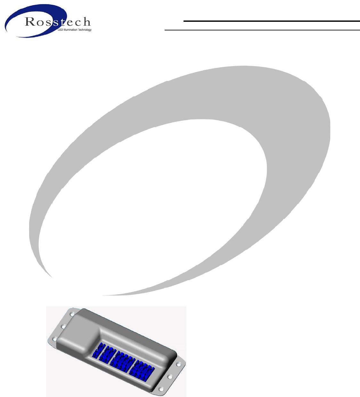 Rosstech Signals DCU706B Digital Red Lighting Control Unit