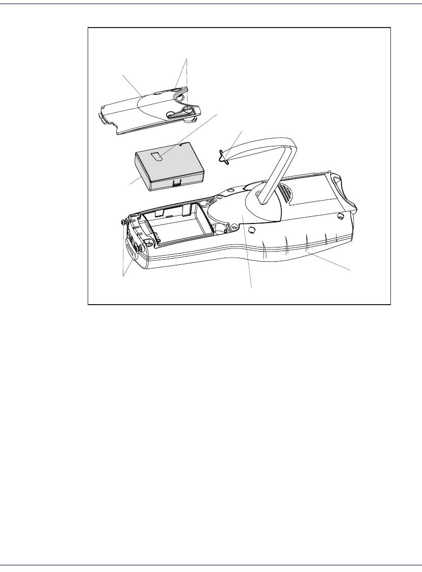 Datalogic ADC RSB Falcon 4410 and and Falcon 4420 User Manual