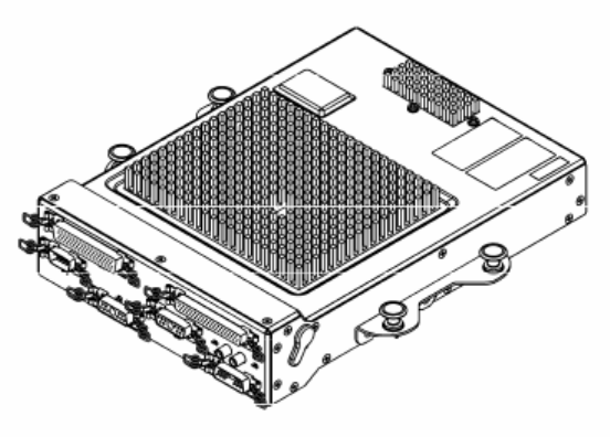 Panasonic Avionics RD-FA3221 Premium Seat Electronics Box