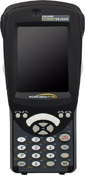 WORKABOUT PRO Hand Held Computer With Windows CE 50 User Manual 7