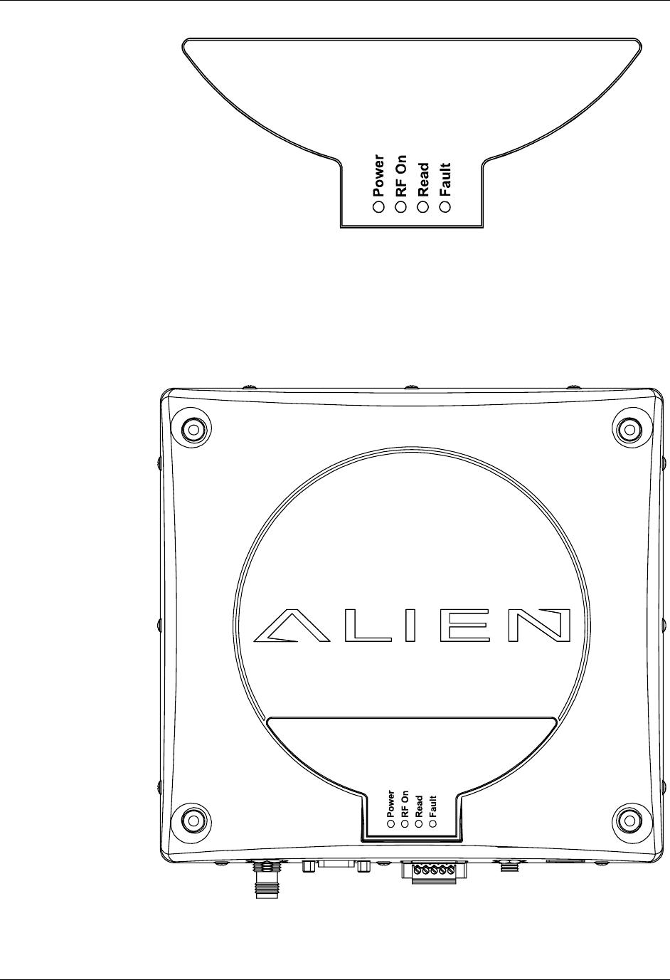 Alien Technology ALR9650 RFID Reader User Manual Hardware