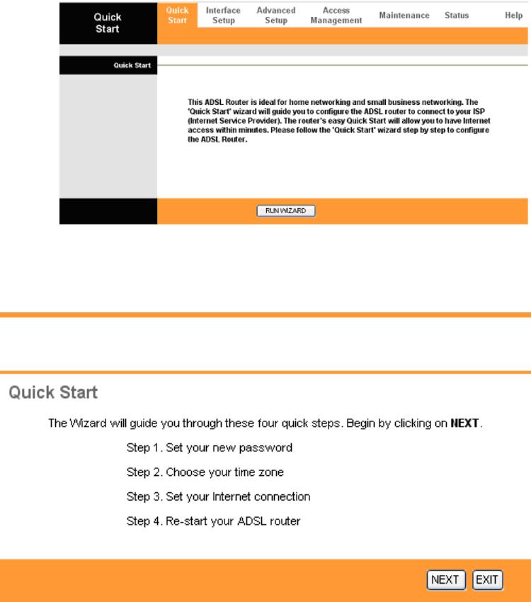 EDATA COMMUNICATIONS DSL-2140W ADSL2PLUS 4-port Router(DSL-2140W