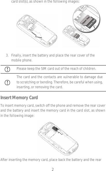 Micromax Q25 UG IND MMX User Manual