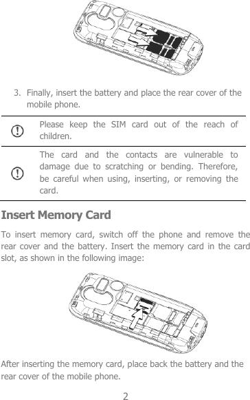 Micromax X252 UM X243 Instruction Manual UG IND