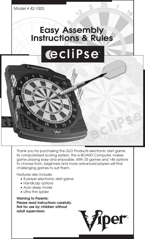 Viper 421003 User Manual 19eb7b77 28c5 4eac A3e8 A8374a6d246e
